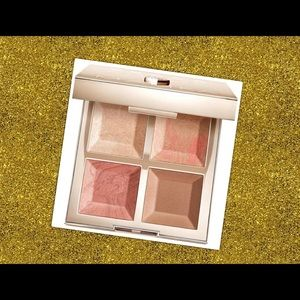 Khloe & Malika BFFS bronze, blush, & glow palette